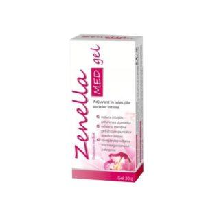 Zenella gel - chăm sóc tinh tế & nâng niu vùng nhạy cảm của phụ nữ.